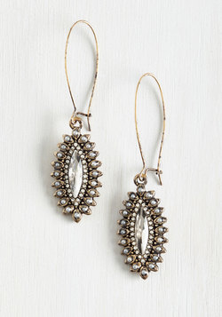 Watch Oval Me Earrings