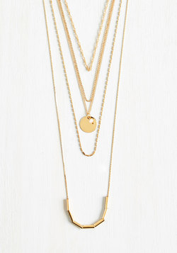 Team Layer Necklace