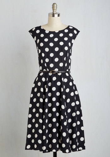 See It to Achieve It Dress
