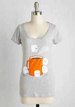 Jumping to Cocoa-lusions Tee