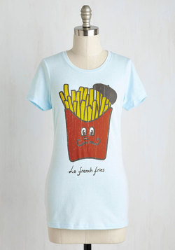 Friends in Fry Places Tee