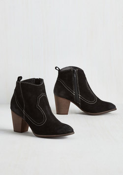 Cute With a Kick Bootie