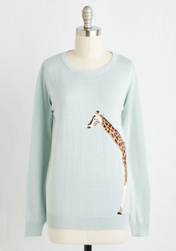 Tall Things Considered Sweater