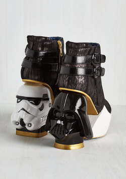 The Empire Struts Back Bootie