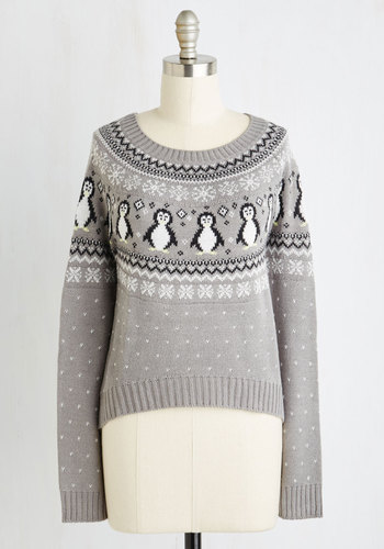 Chilly Nilly Pequin Sweater