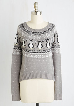 Chilly Nilly Sweater
