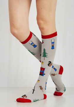 Thrill of the Wilderness Socks