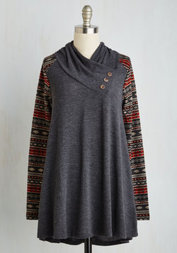 Rustic Reveries Sweater