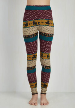 Stripe Up a Convo Leggings