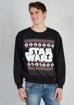 Campfire Starries Men's Sweatshirt