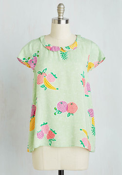 Brought to Still Life Top