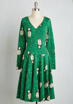 Inspiration Circle Dress