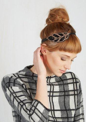 Tress Dressed Headband $14.99 AT vintagedancer.com
