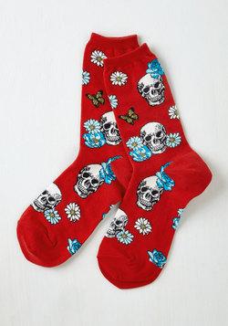 Macabre Moxie Socks