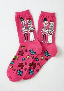 Amor to Love Socks