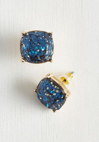 Literally Glittery Earrings
