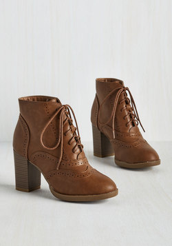 Mashup to the Minute Bootie in Taupe