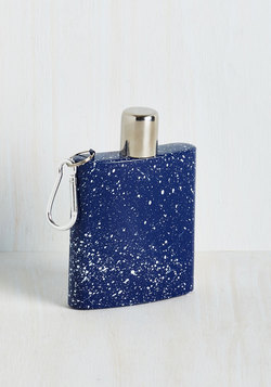Splatter-Day Night Flask