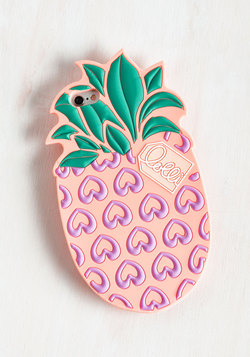 I've Got Your Snack iPhone 6/6s Case in Pineapple