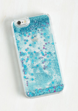 Your Fairy Share iPhone 6/6s Case in Aqua Dust
