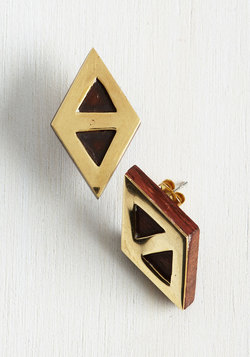 Up, Down, and Around Town Earrings