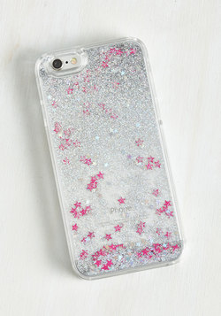 Your Fairy Share iPhone 6/6s Case in Silver Dazzle