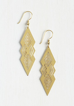 Angled Up in You Earrings