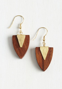 Who Wood Have Guessed? Earrings