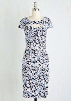 Dear Fiery Dress in Bloom