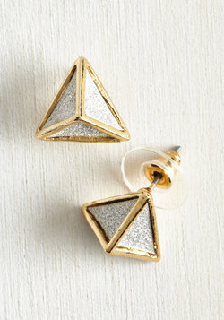 Dazzle Do the Trick Earrings