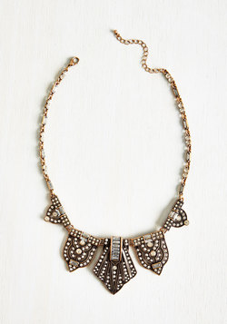 Statement Made Necklace