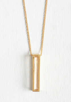 Meritable Modernity Necklace