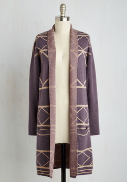 Clue Me Inn Cardigan