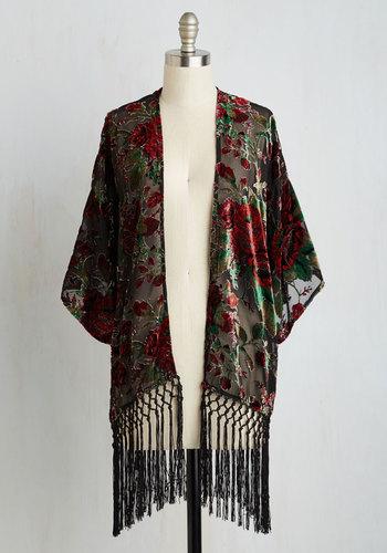 Im Awe Yours Jacket in Noir $49.99 AT vintagedancer.com