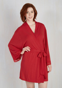 Keep on the Sultry Side Robe