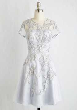 Falling in Lovely Dress