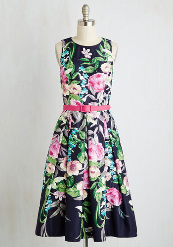 My Fleur Lady Dress