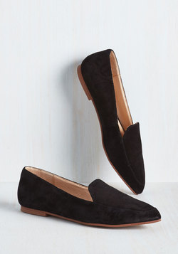 Smart, Chic, and to the Point Loafer