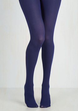 Did You See My Texture? Tights in Purple