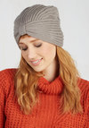Where There's a Chill Hat in Grey
