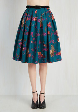 Light and Aviary Skirt