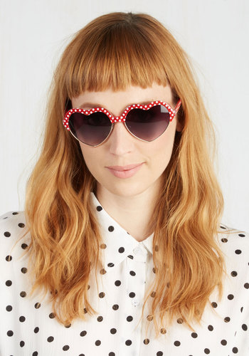 Always Amour To See Sunglasses $19.99 AT vintagedancer.com