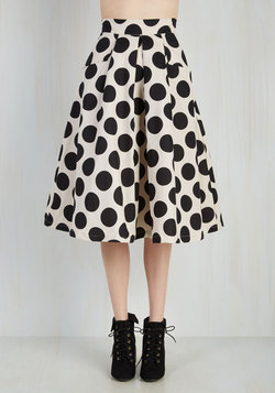 Beauteous Brunch Skirt