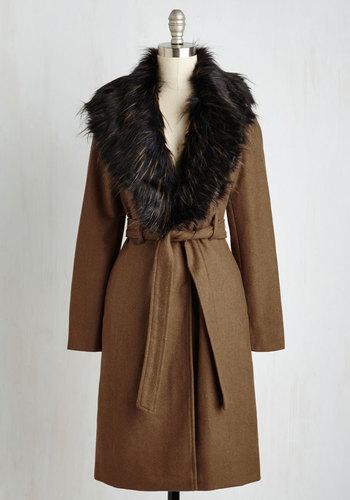 Flaunt Your Fabulousness Coat $109.99 AT vintagedancer.com