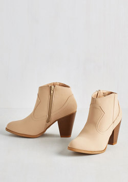 Best of Both Twirls Bootie