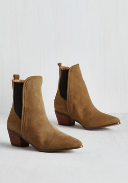 Case In Pointed Bootie