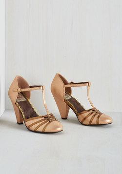 Bold Fashioned Heel