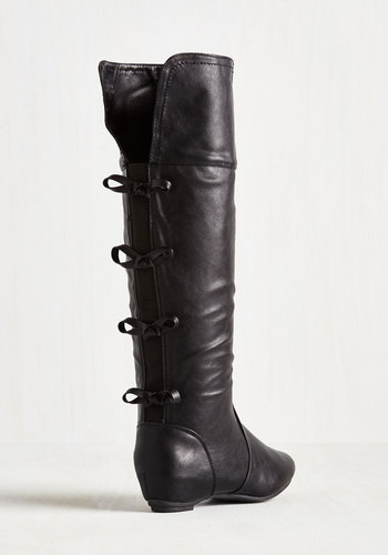 My Glide and Joy Boot in Black $69.99 AT vintagedancer.com