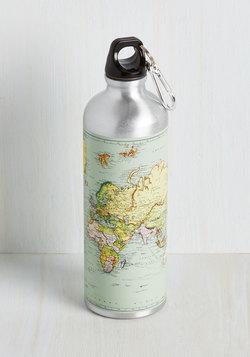 Mercator Hydrator Water Bottle