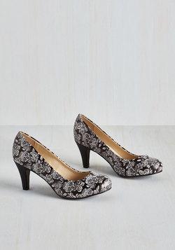 Calavera Flair Heel